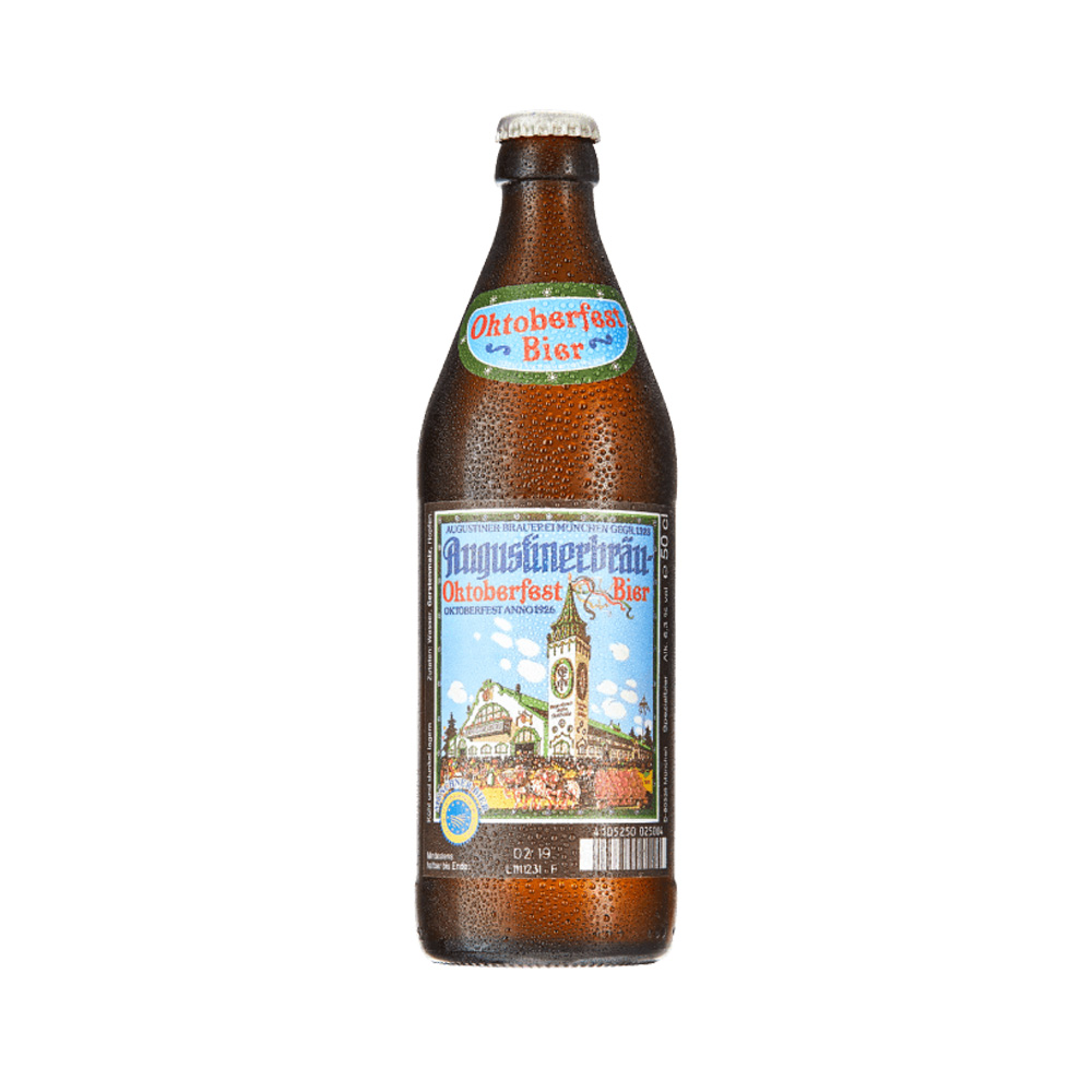 Augustiner Oktoberfest Bier 500ml