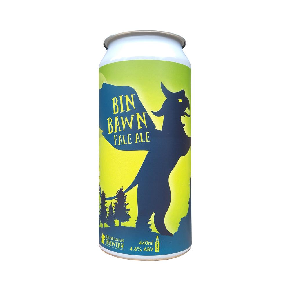Ballykilcavan Bin Bawn Pale Ale 440ml Can