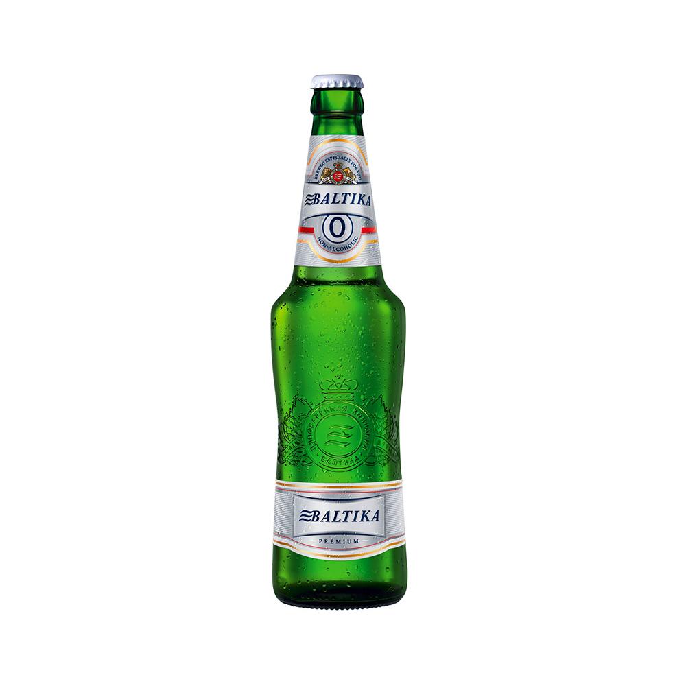 Baltika 0 Non-Alcoholic 500ml