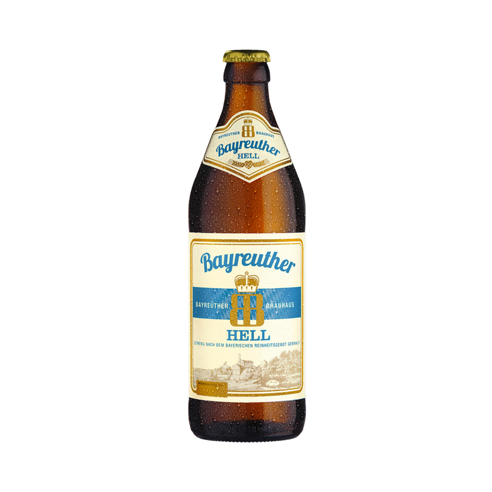 Bayreuther Hell 500ml