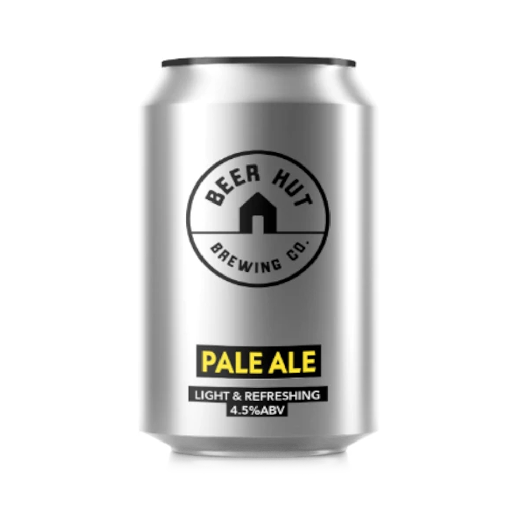 Beer Hut Light & Refreshing Pale Ale 330ml Can