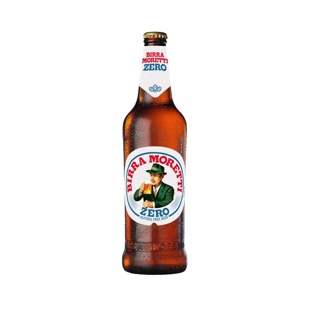 Birra Moretti Zero Non-Alcoholic 330ml