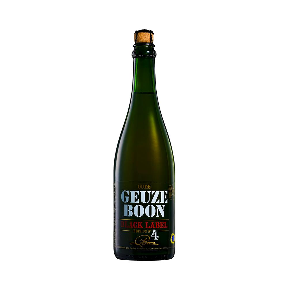 Boon Geuze Black Label 750ml