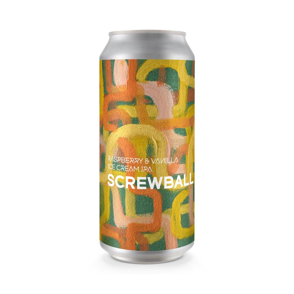 Boundary Screwball Ice Cream IPA 440ml