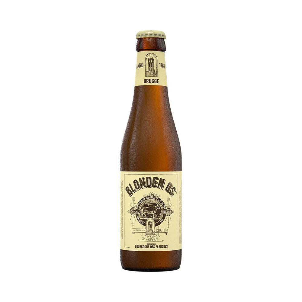 Bourgogne De Flandres Blonden Os 330ml