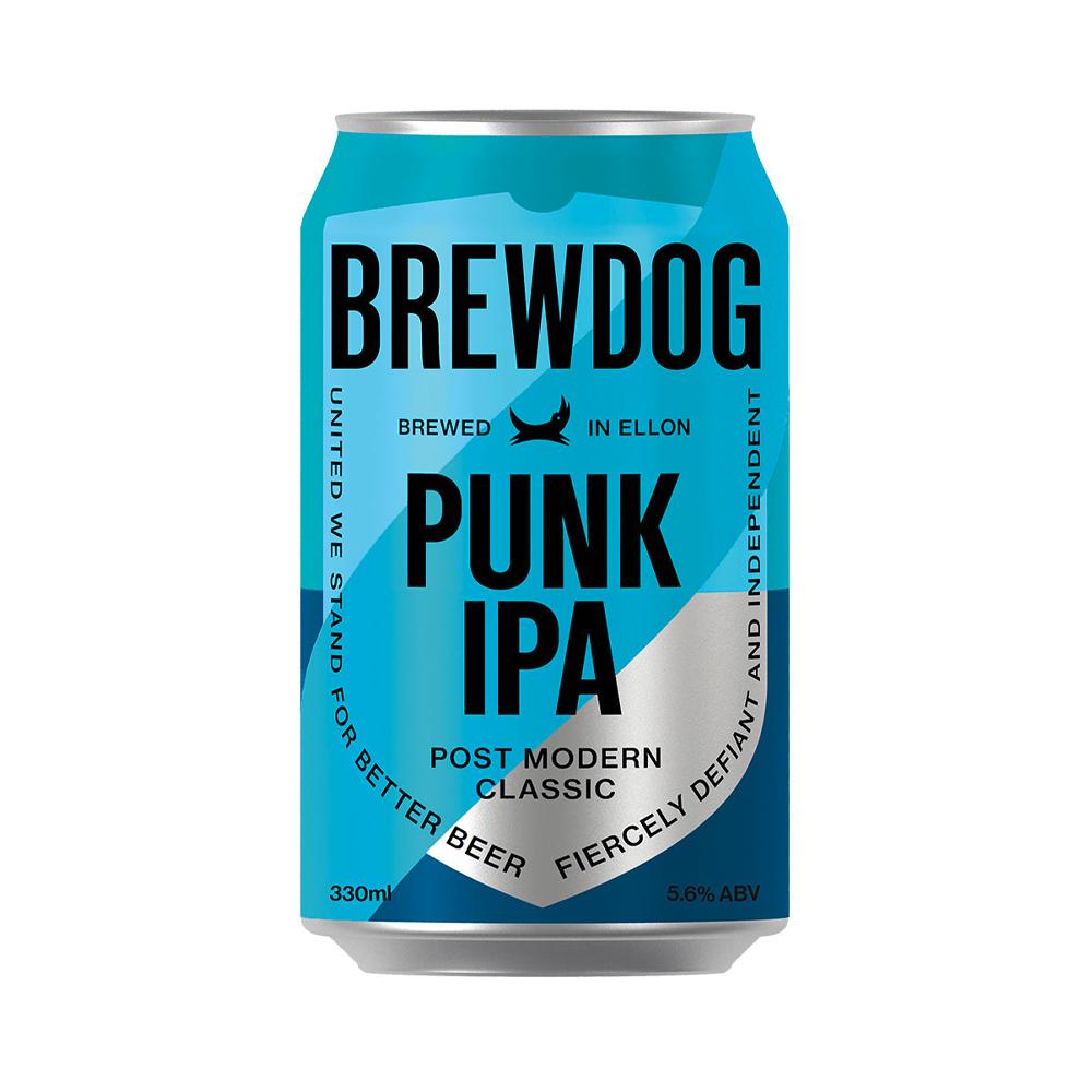 BrewDog Punk IPA Can 330ml