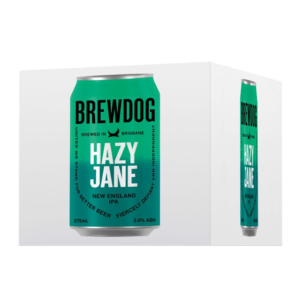 BrewDog Hazy Jane NEIPA 4-Pack 330ml Can