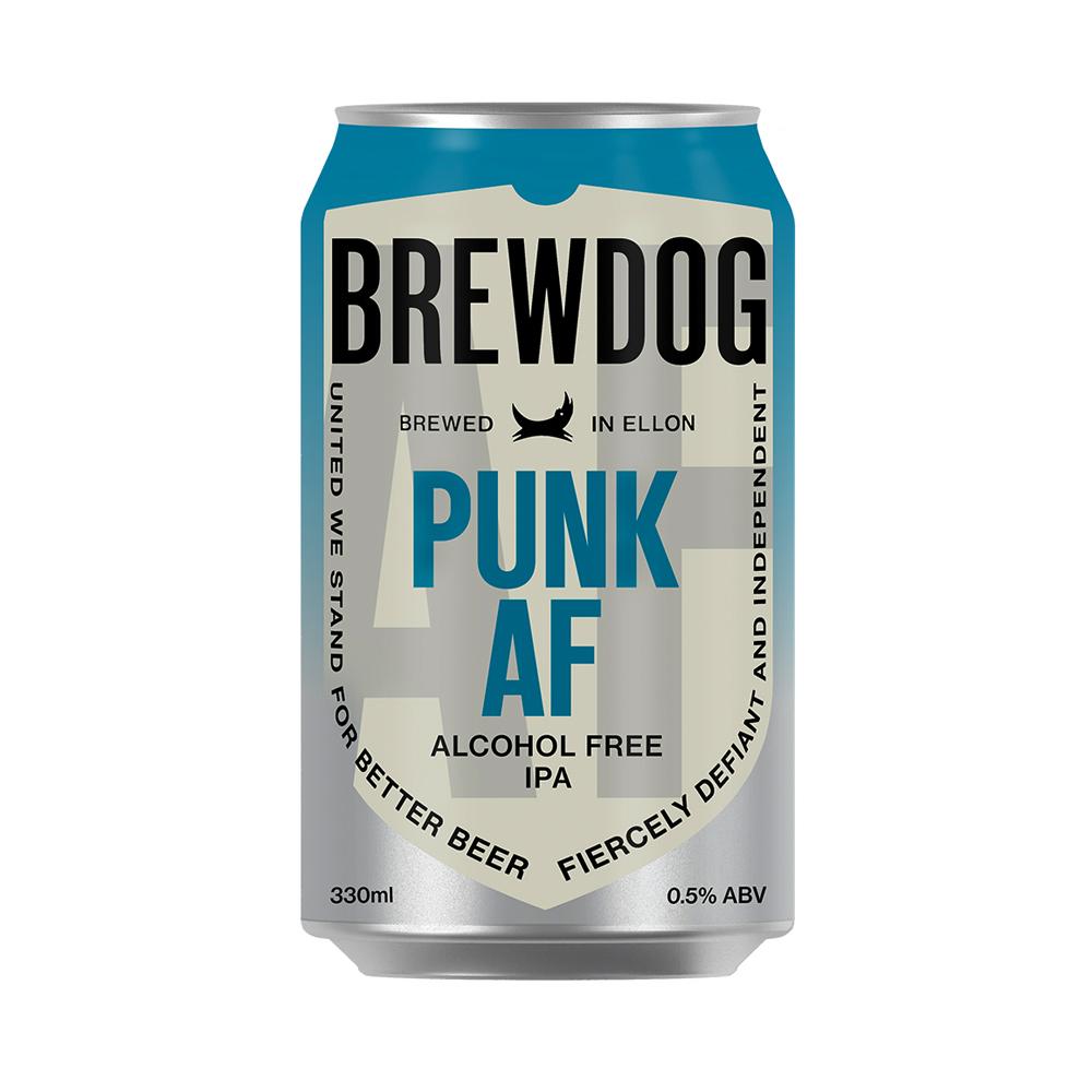 BrewDog Punk AF Alcohol Free IPA 330ml