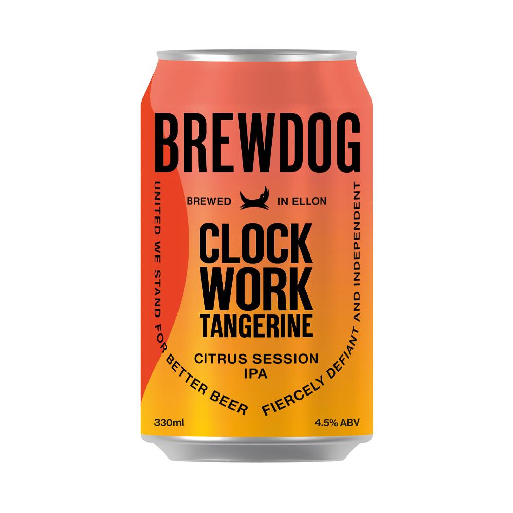 BrewDog Clockwork Tangerine 330ml