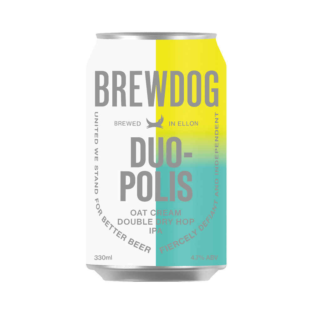 BrewDog Duopolis IPA 330ml