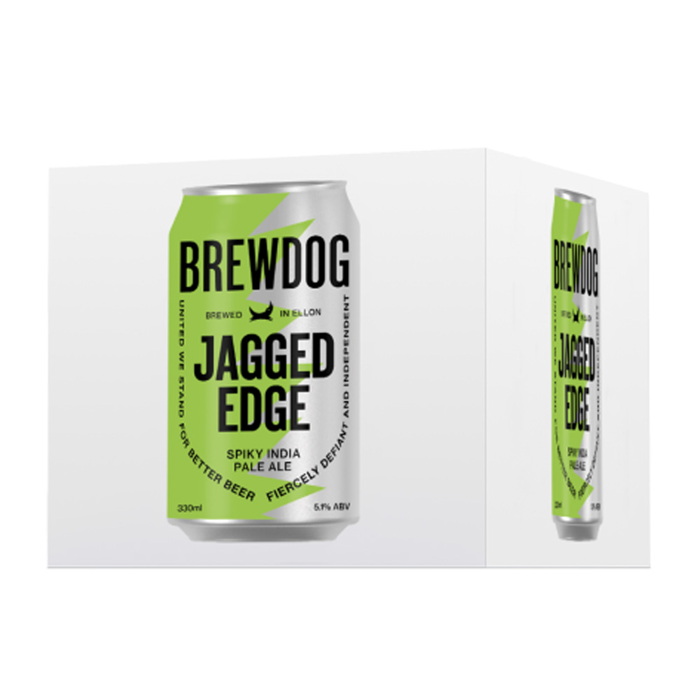 BrewDog Jagged Edge 4-Pack 330ml