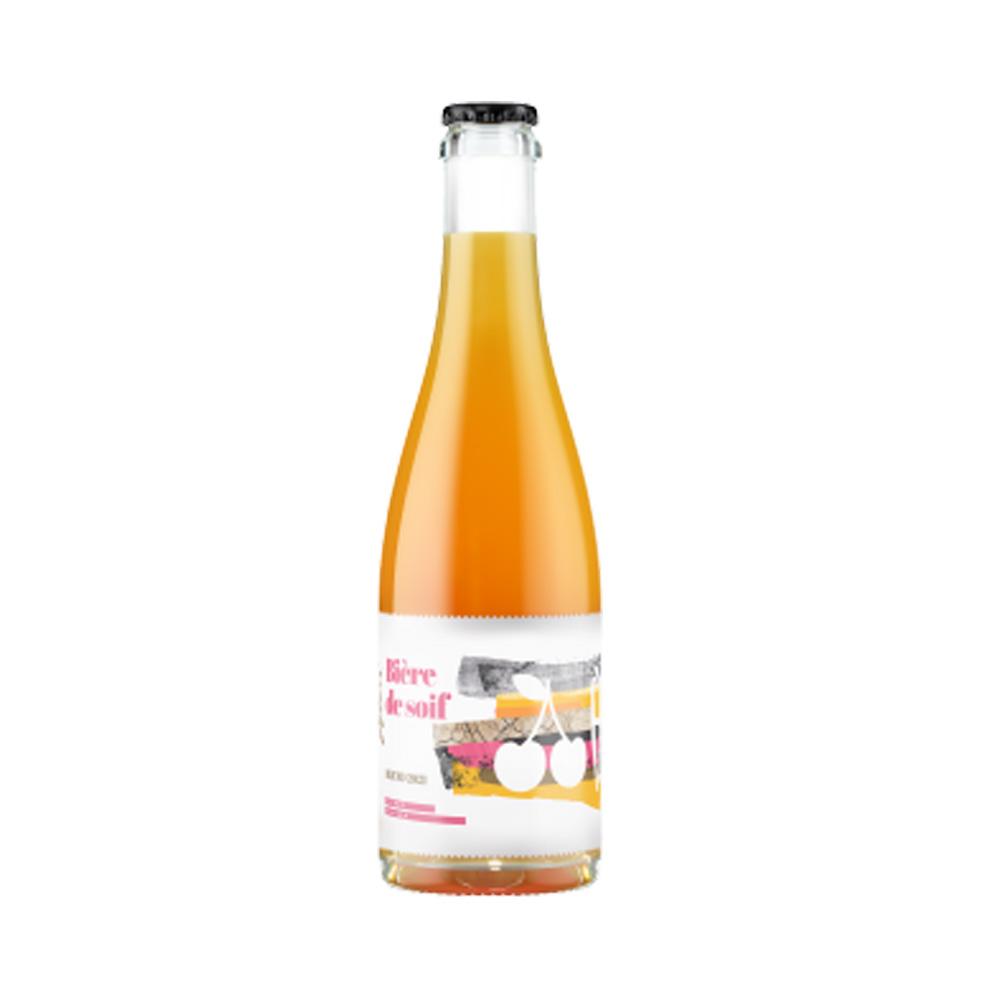 Browar Stu Mostow Bière de soif Cherry Vanilla 375ml