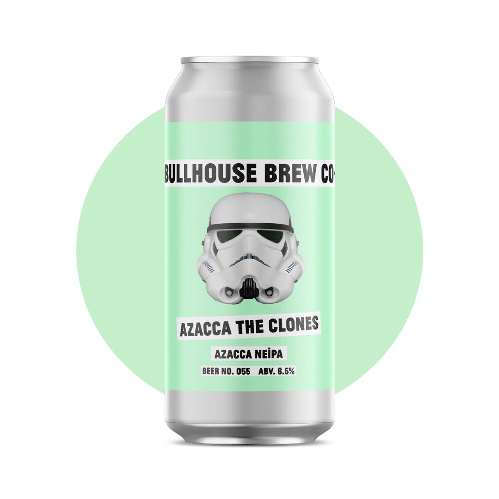 Bullhouse Brewing Azacca The Clones 440ml