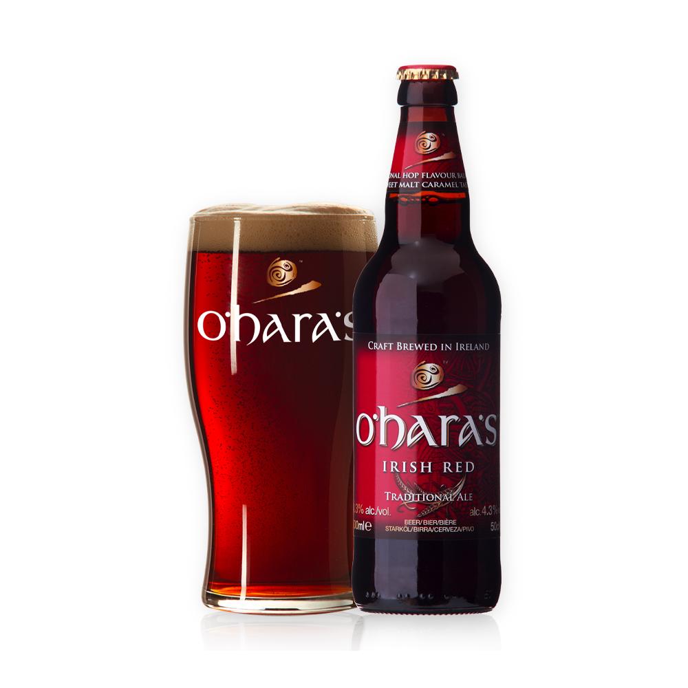 O'Haras Irish Red 500ml