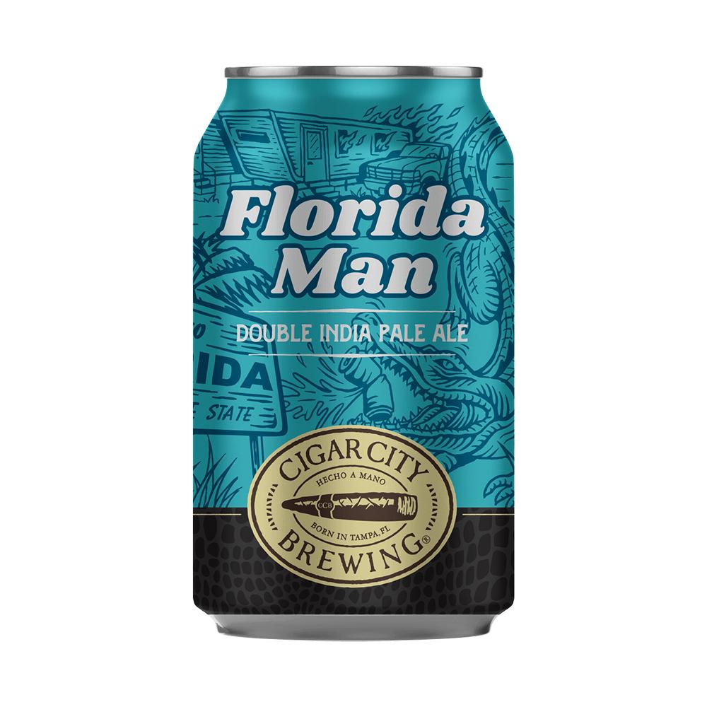 Cigar City Florida Man  DIPA 355ml Can
