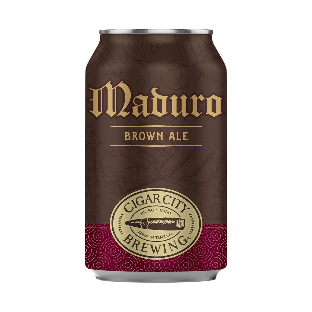 Cigar City Maduro Brown Ale 355ml Can