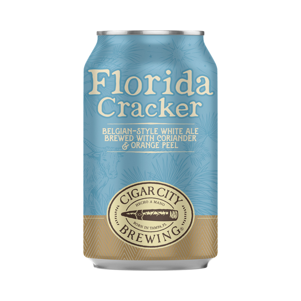Cigar City Florida Cracker 355ml