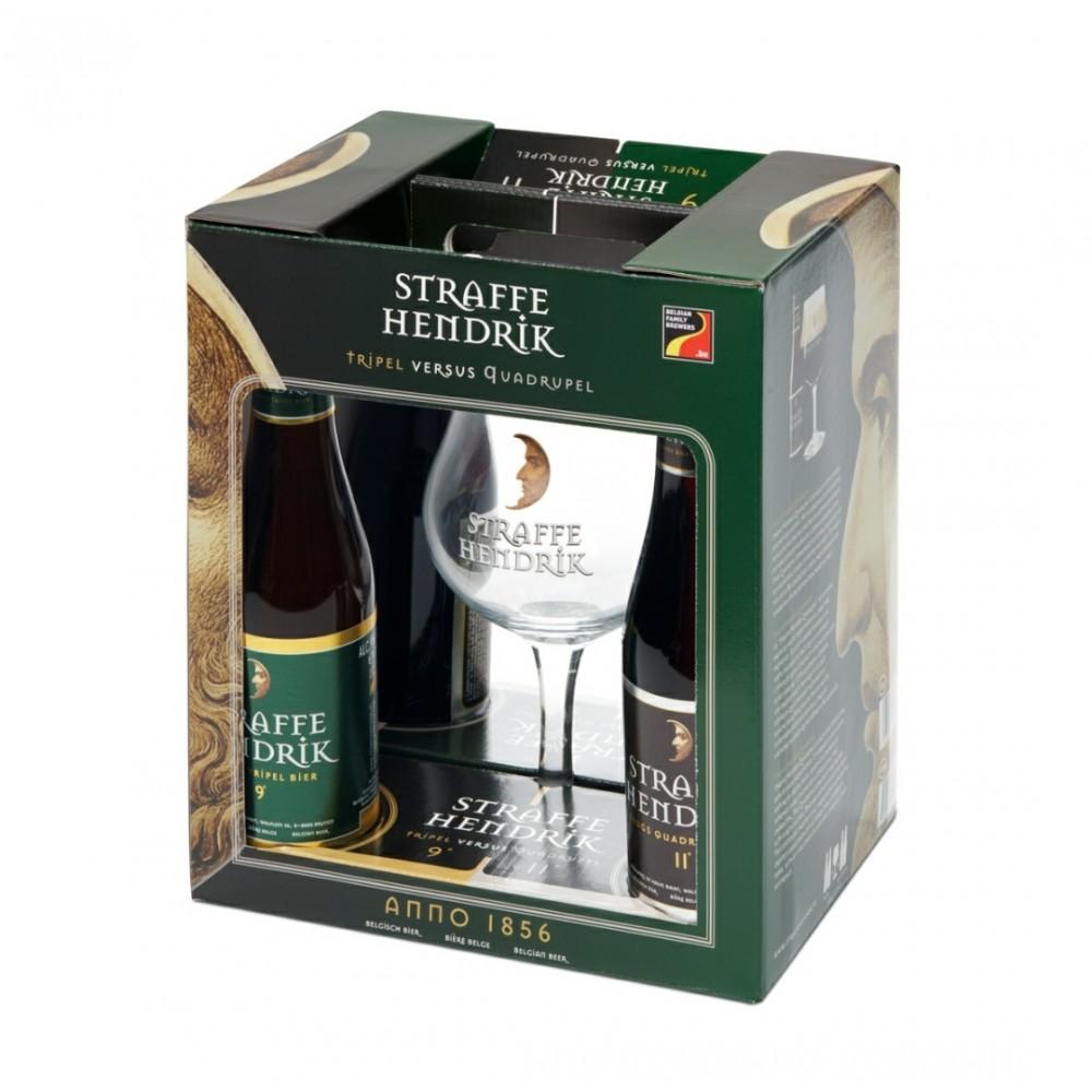 De Halve Maan Straffe Hendrik Gift Pack