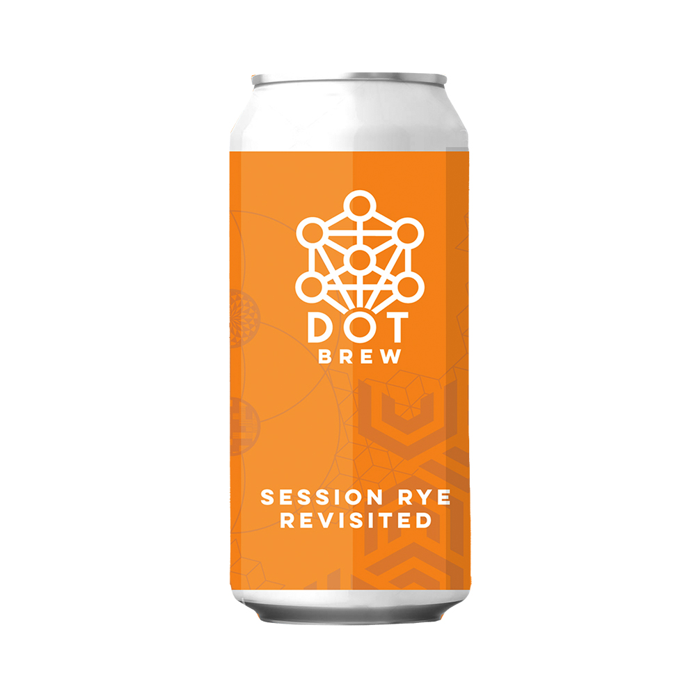 Dot Brew Session Rye Revisited 440ml