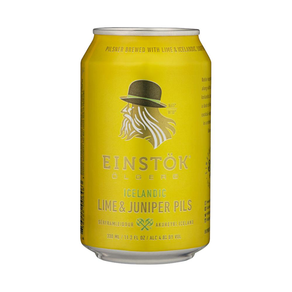 Einstok Lime & Juniper Pils 330ml