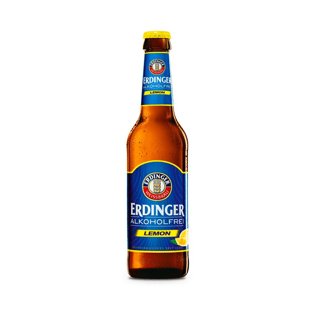 Erdinger Alkoholfrei Lemon 330ml