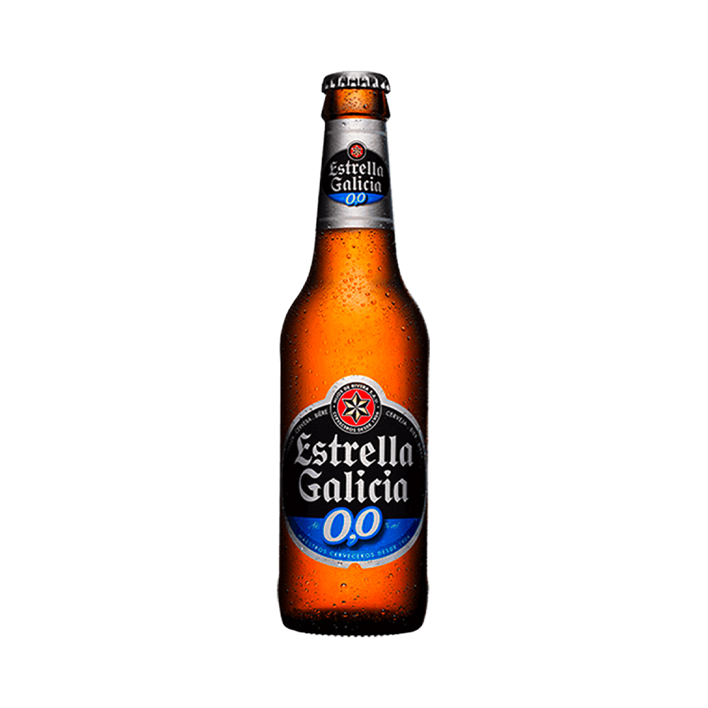 Estrella Galicia 0.0 330ml