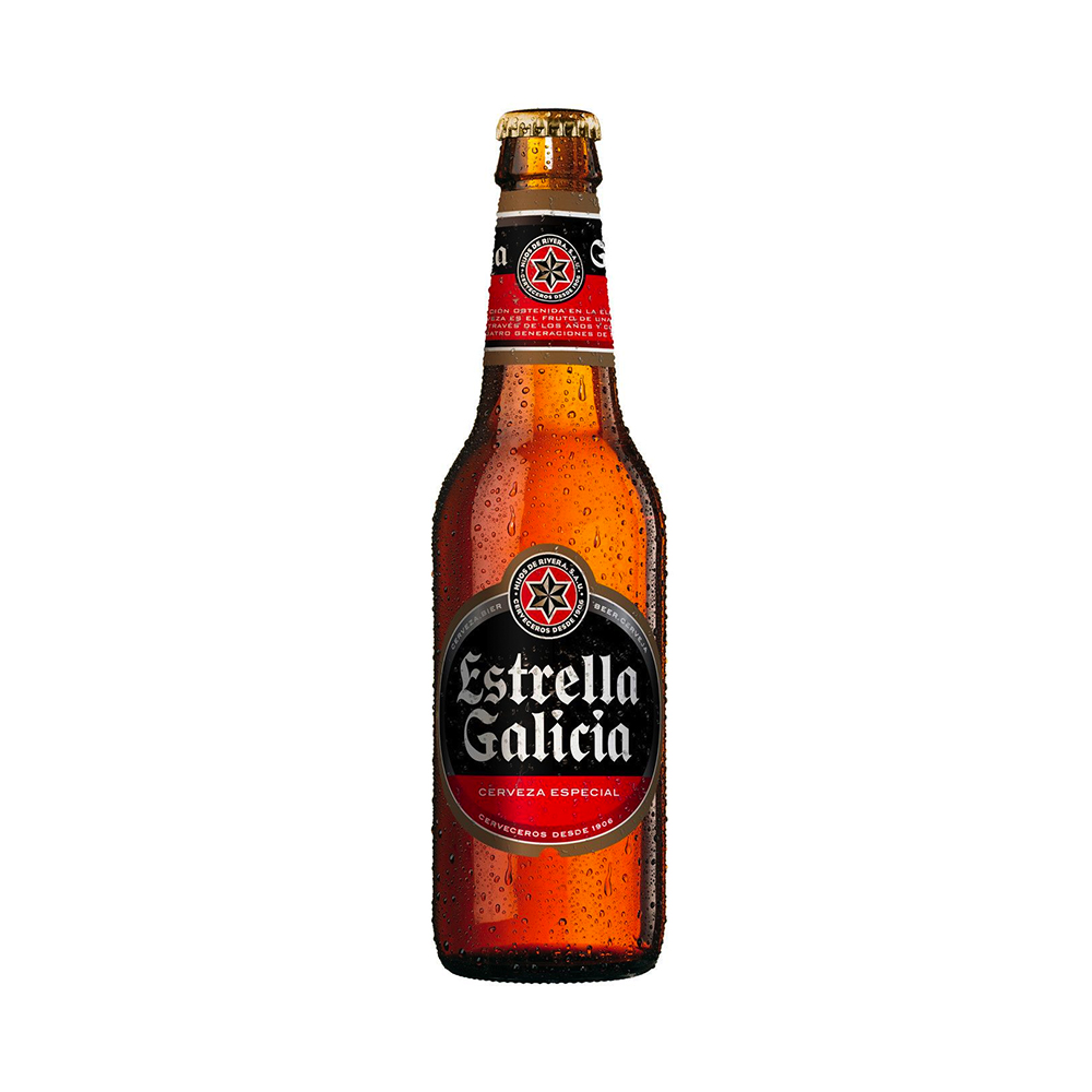 Estrella Galicia Sin Gluten 330ml