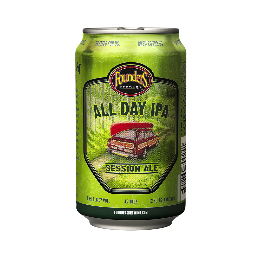 Founders All Day IPA 355ml Can