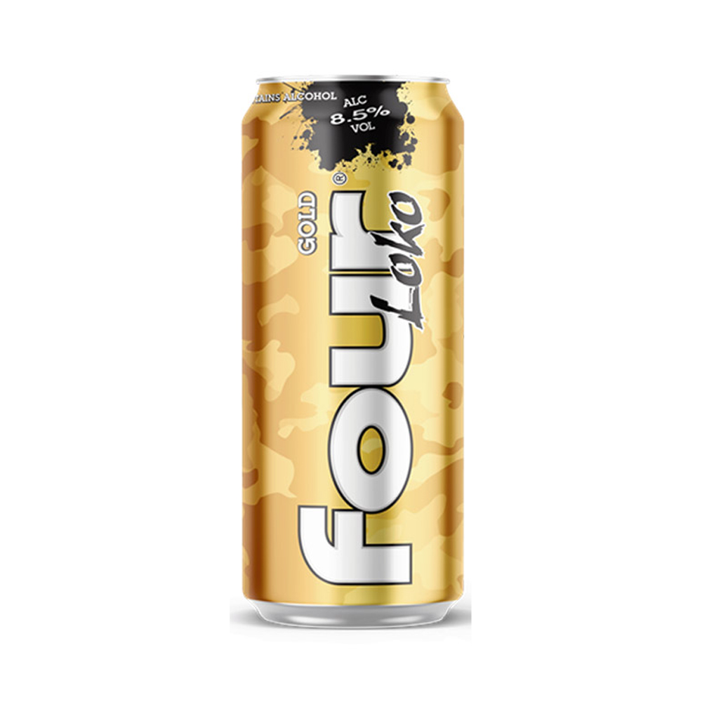 Four Loko Gold 440ml
