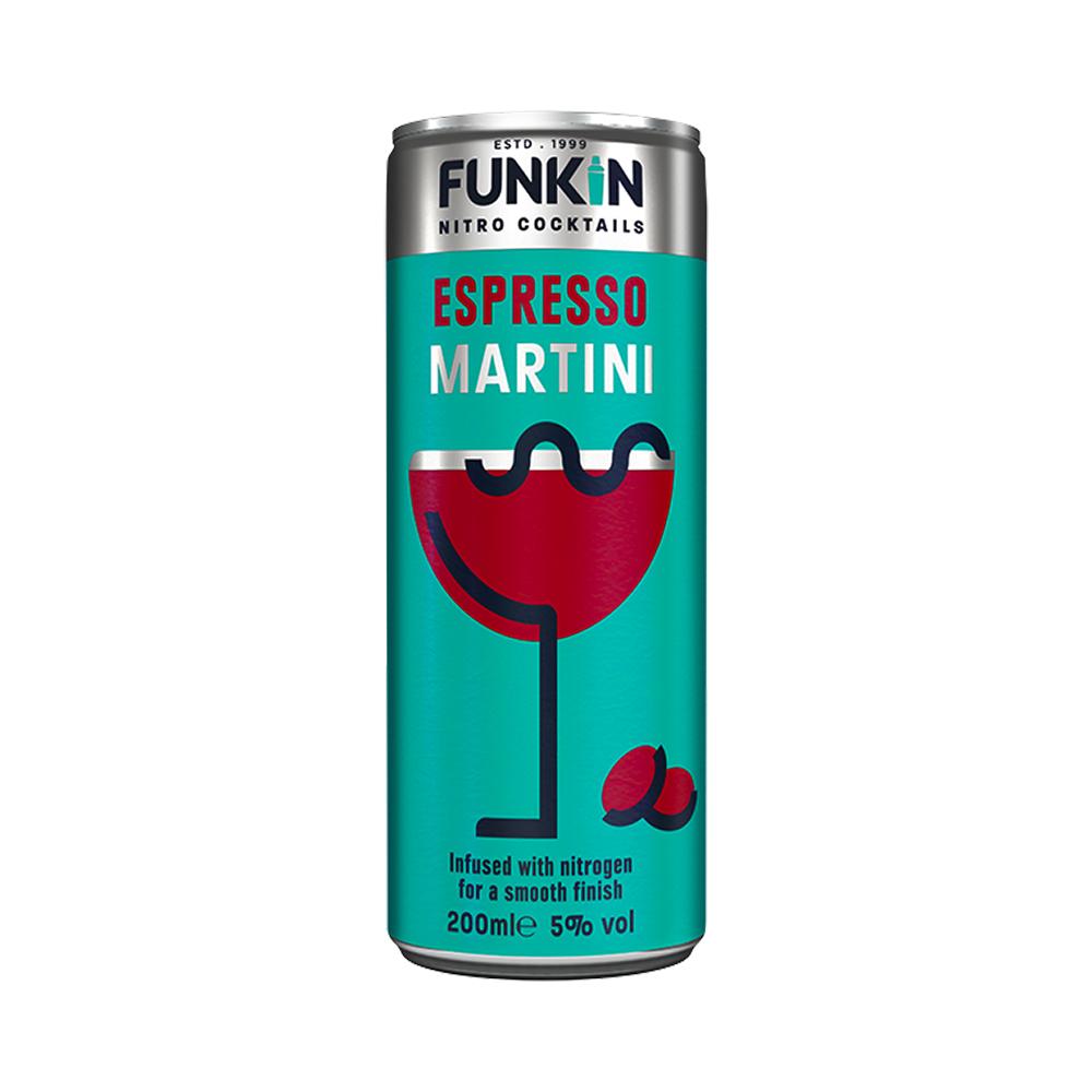 Funkin Espresso Martini 250ml