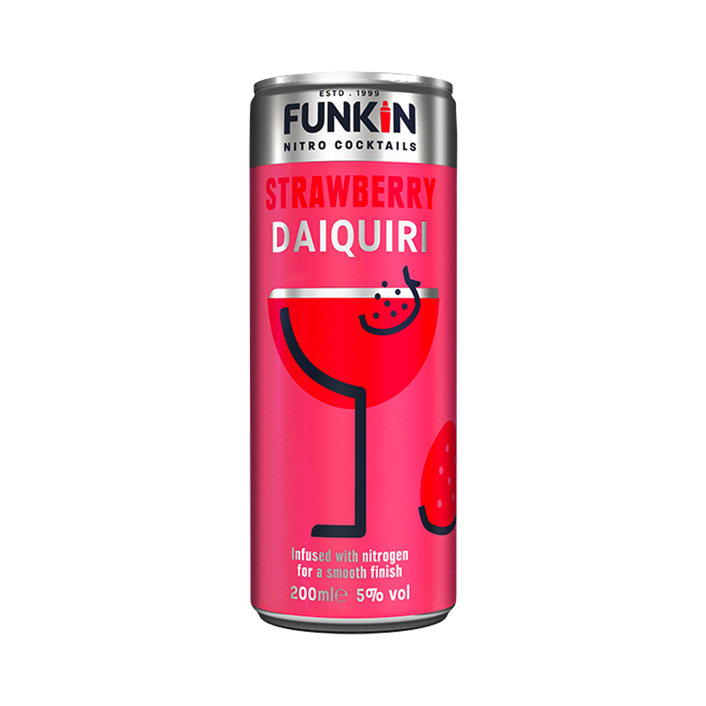 Funkin Strawberry Daiquiri 250ml