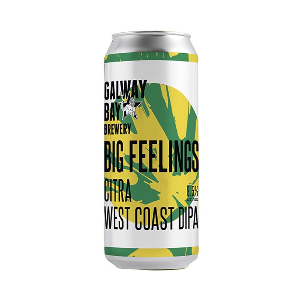 Galway Bay Big Feelings DIPA 440ml