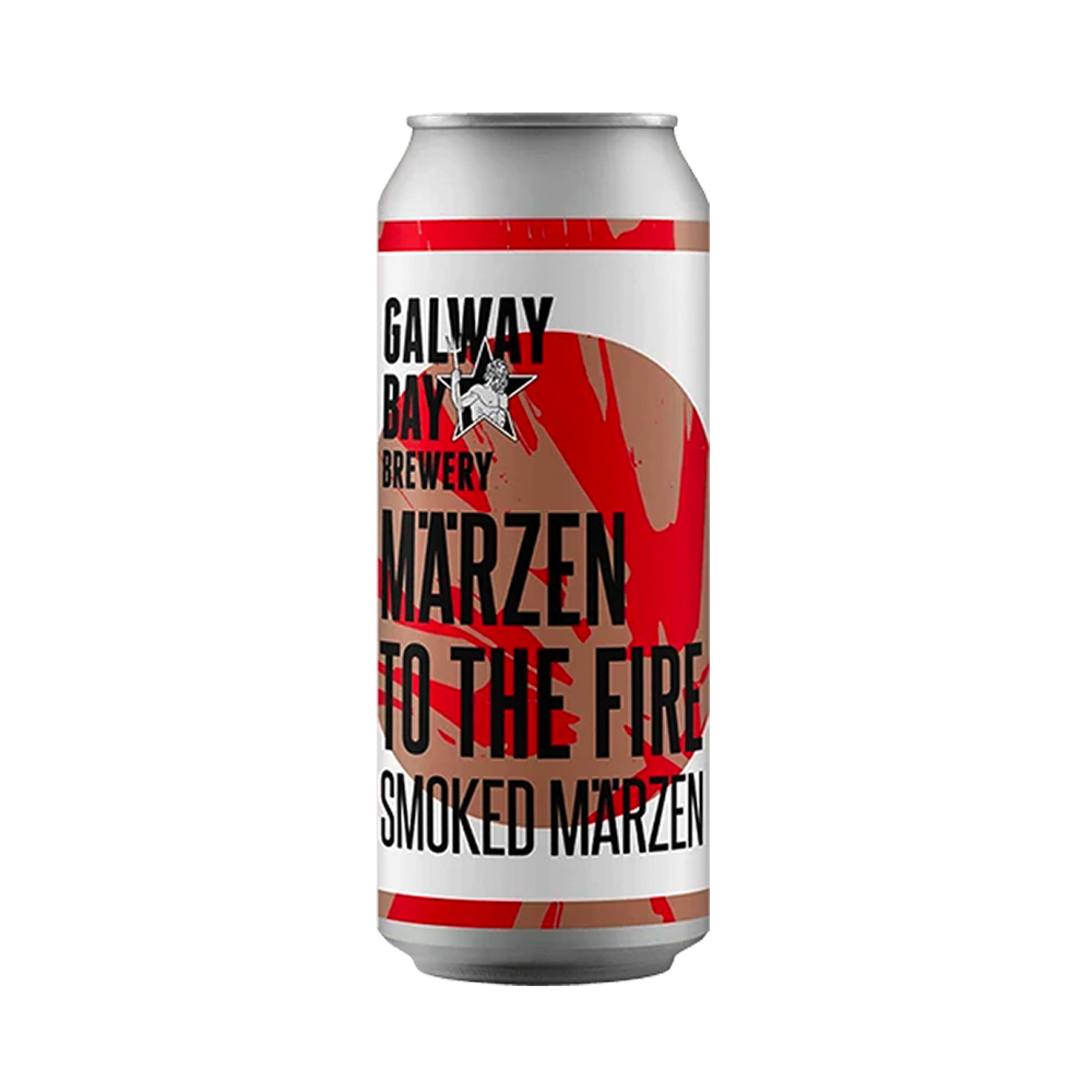 Galway Bay Marzen To The Fire 440ml