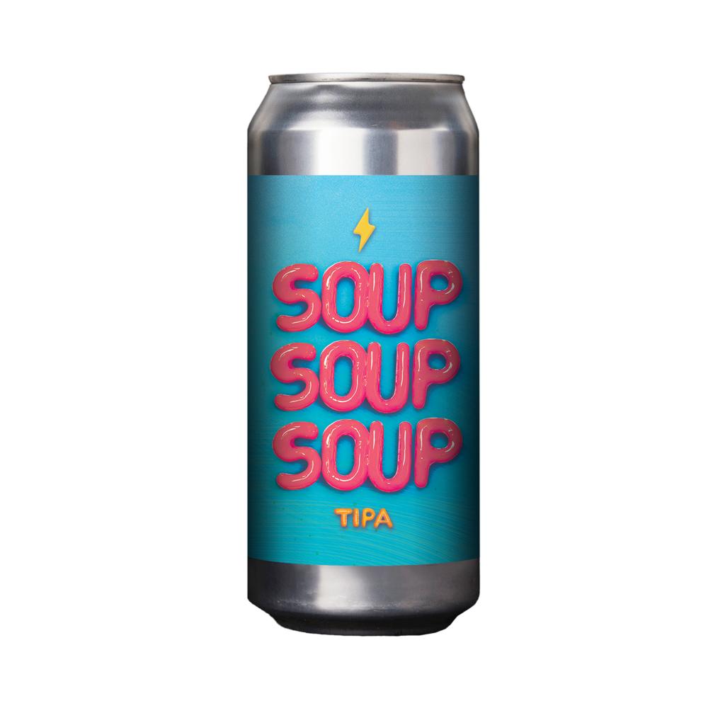 Garage Triple Soup TIPA 440ml