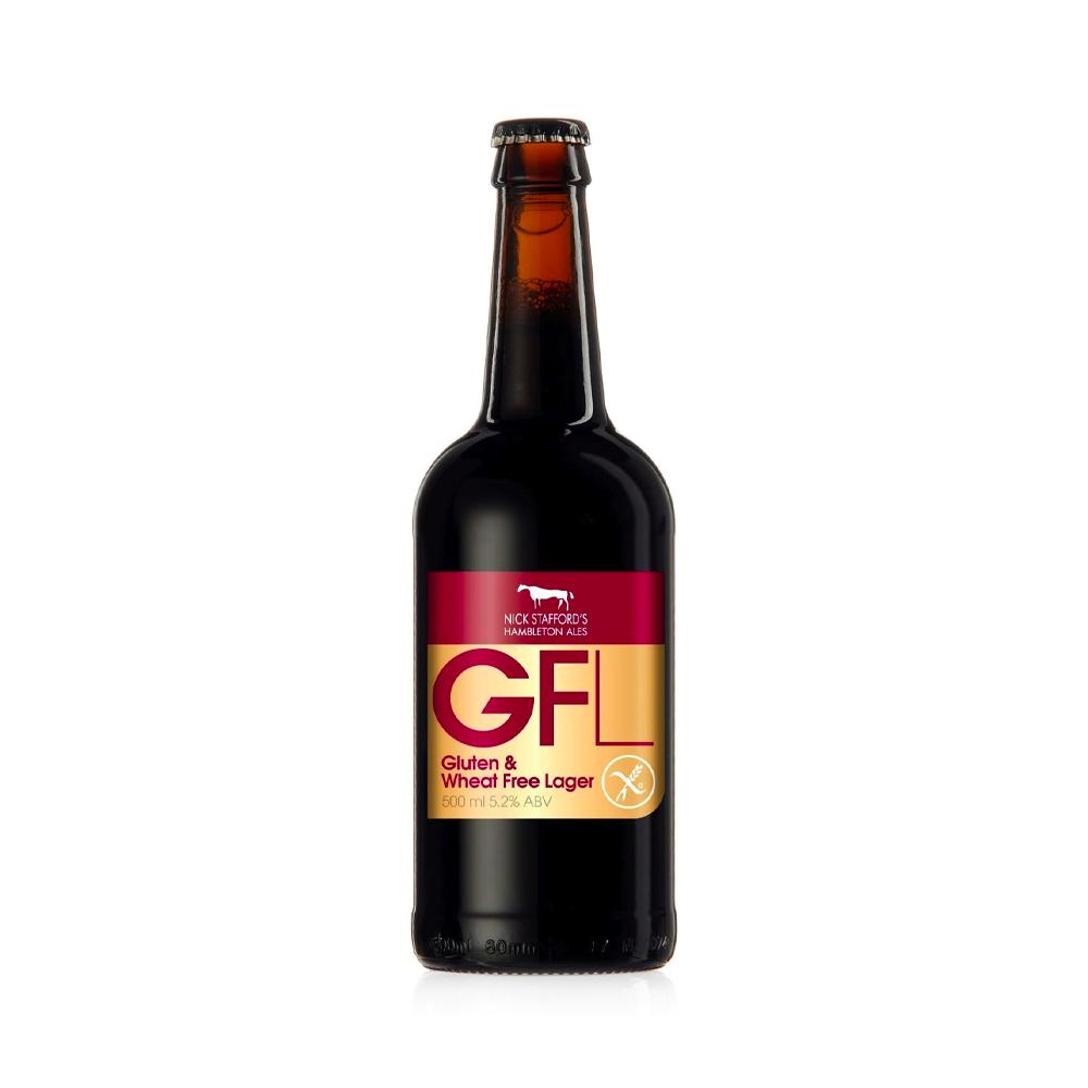 Hambleton GFL Gluten Free Lager 500ml