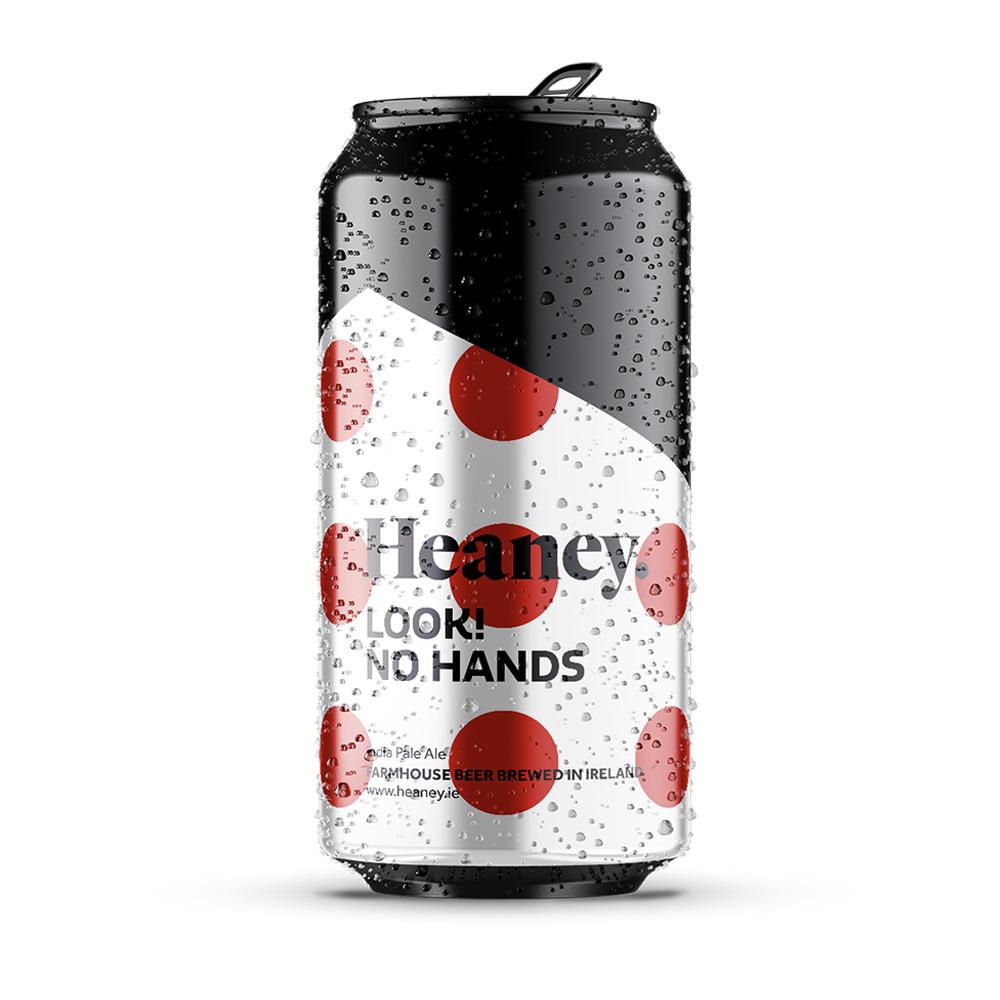 Heaney Look! No Hands 440ml