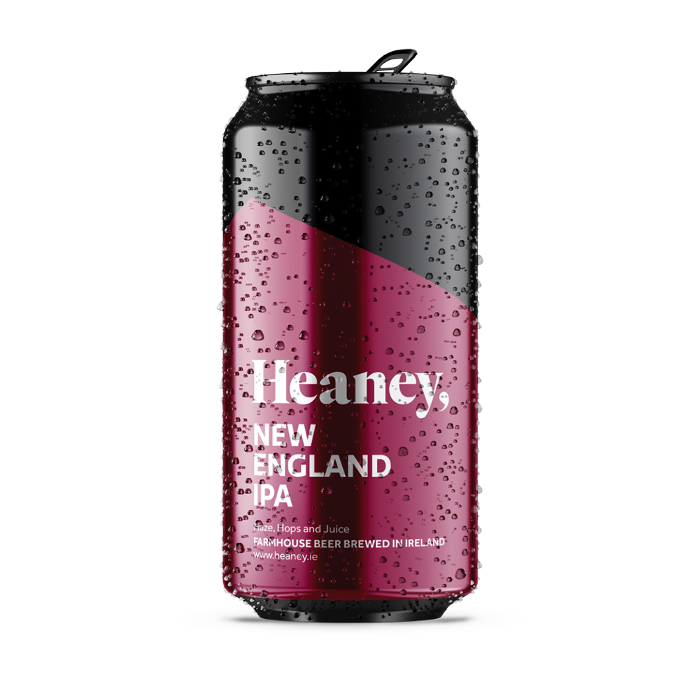 Heaney New England IPA 440ml Can