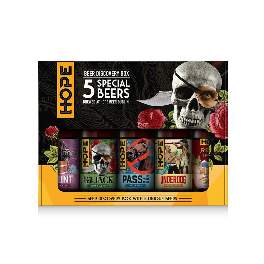 Hope Beer Gift Pack