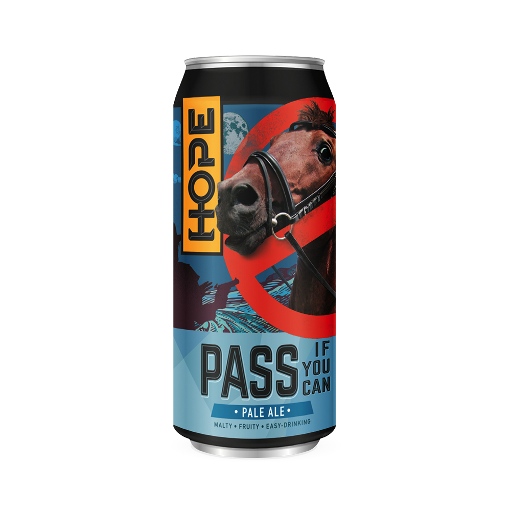 Hope Passifyoucan Pale Ale 440ml Can