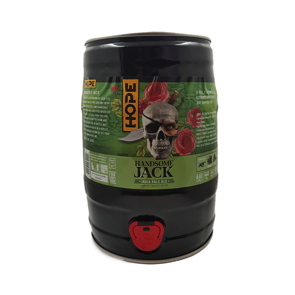 Hope Handsome Jack Mini Keg 5L