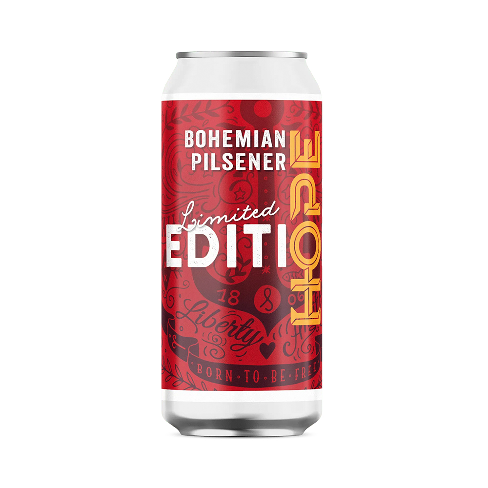 Hope Limited Edition #24 Bohemian Pils 440ml