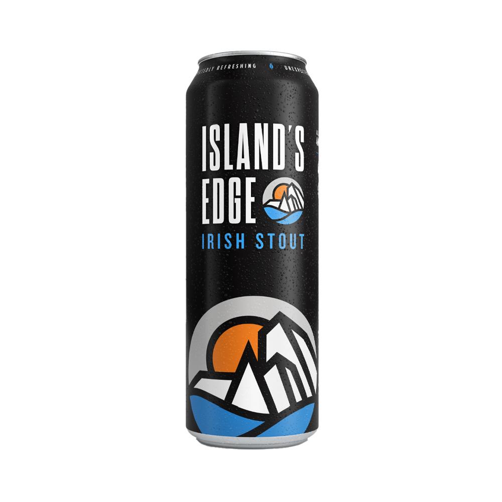 Island's Edge Irish Stout 500ml
