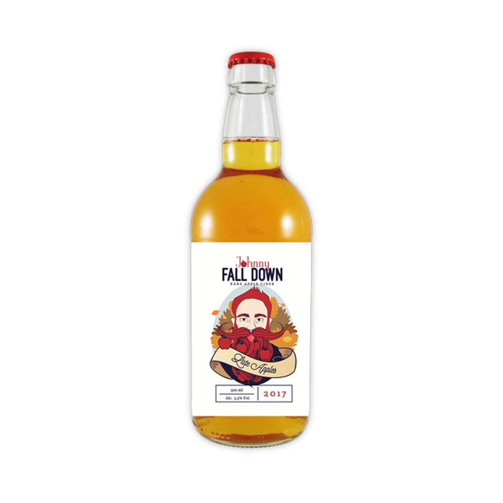 Johnny Fall Down Late 500ml
