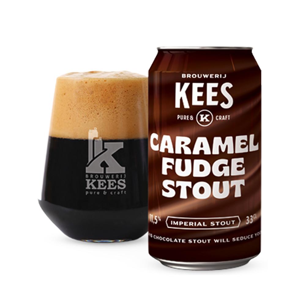 Kees Caramel Fudge Stout 330ml