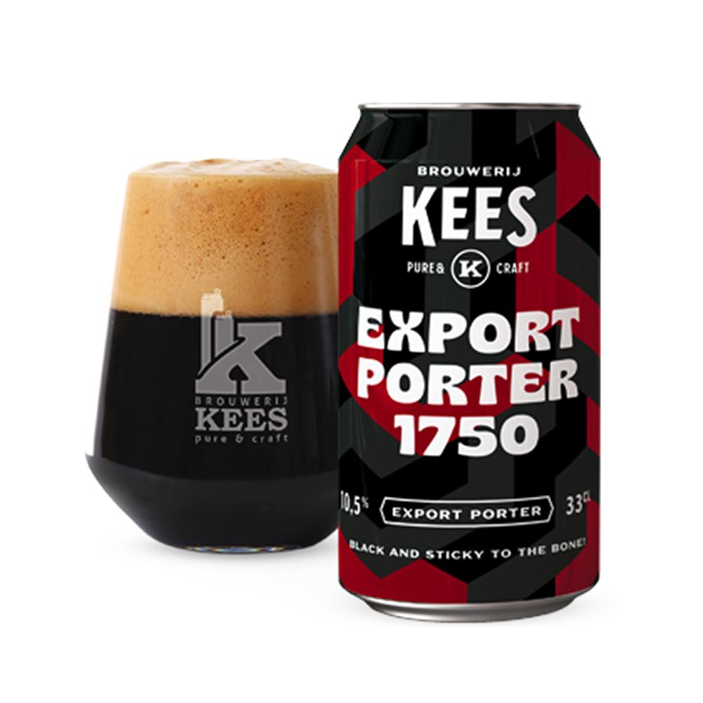 Kees Export Porter 330ml