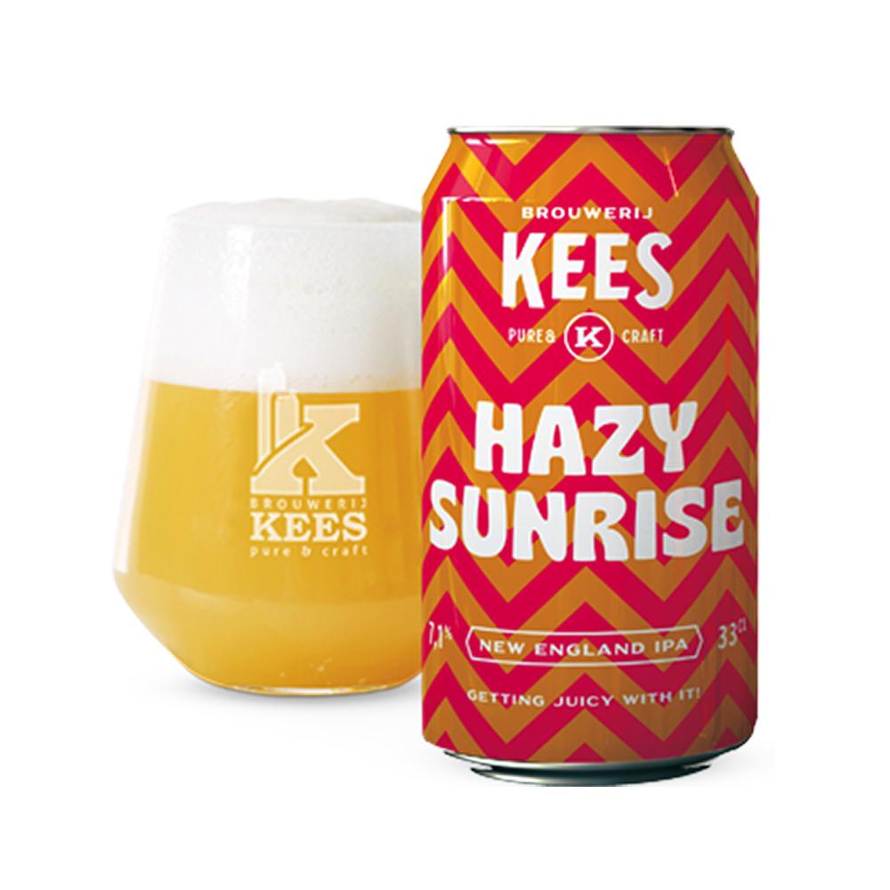 Kees Hazy Sunrise 330ml