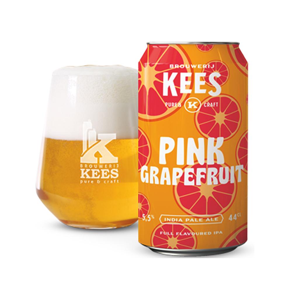 Kees Pink Grapefruit 330ml