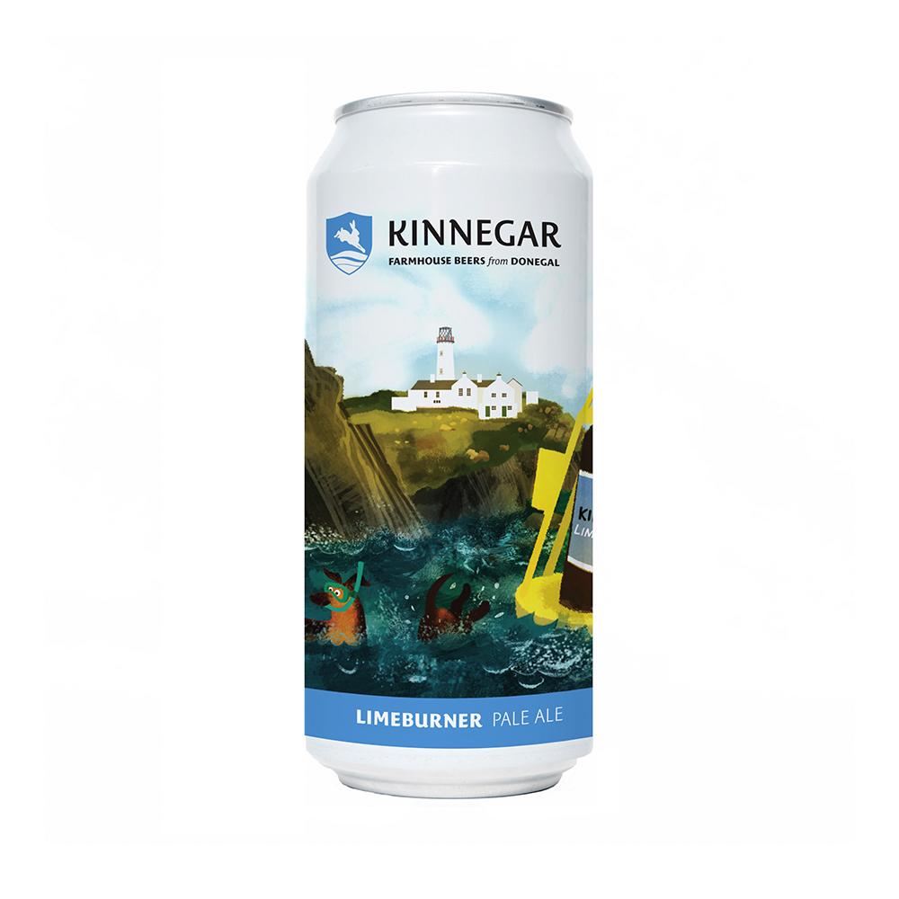 Kinnegar Limeburner Pale Ale 440ml