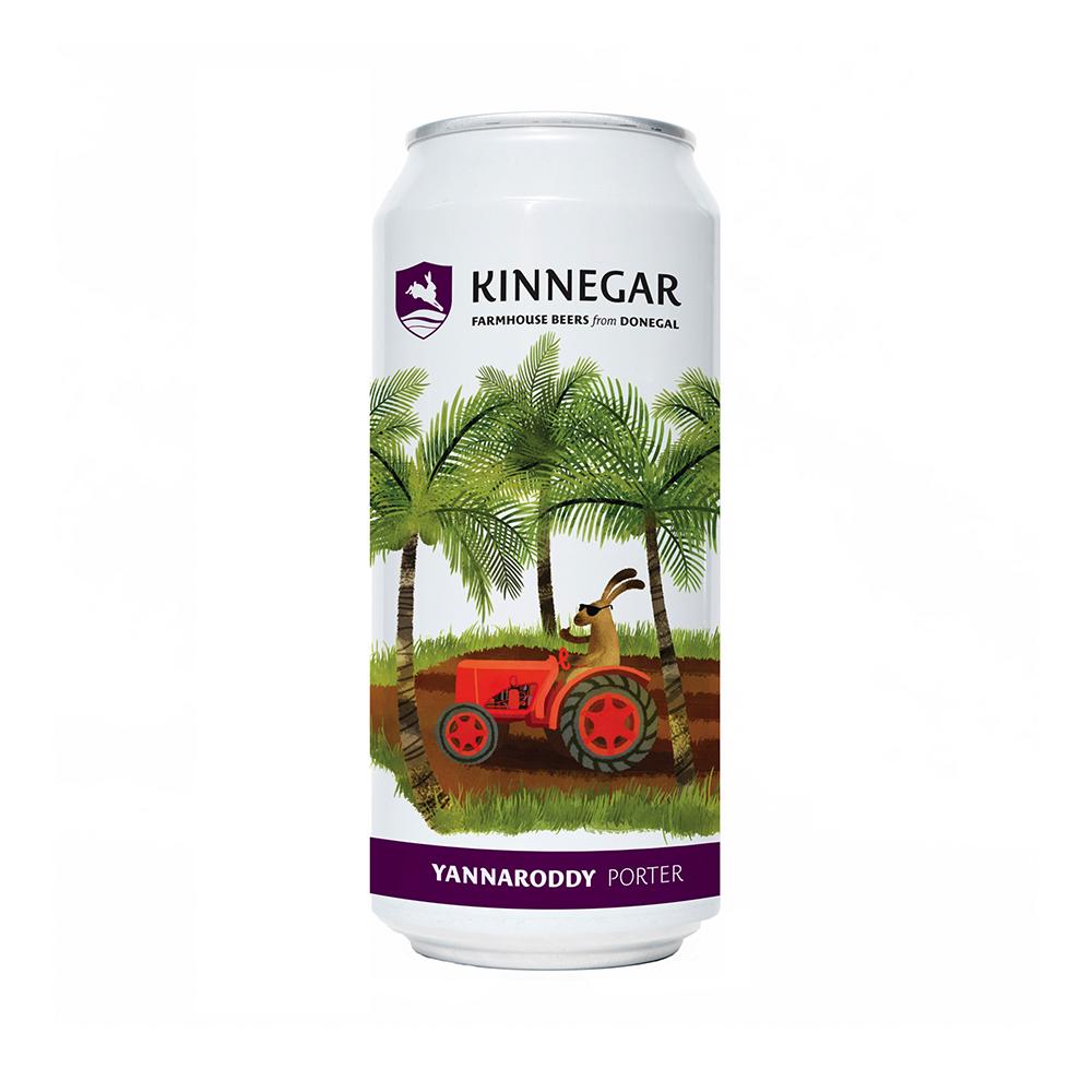 Kinnegar Yannaroddy Coconut Porter 440ml