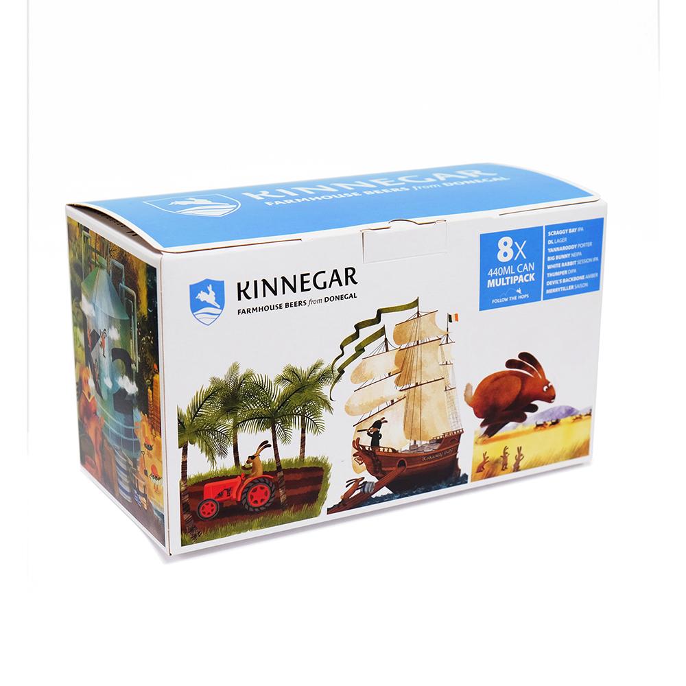 Kinnegar Multipack 8x 440ml